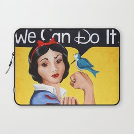 Rosie the Riveter, We Can Do It Laptop Sleeve