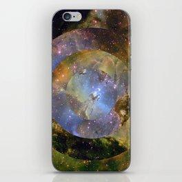 Eagle Nebula Photo Manipulation iPhone Skin