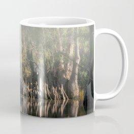 Morning Fog, Stumpy Lake Natural Area Coffee Mug