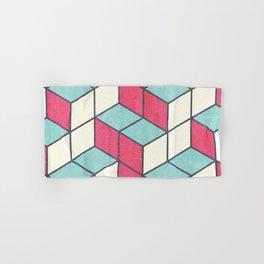 Puzzle Hand & Bath Towel