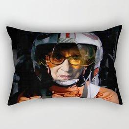 Rebel Bader Ginsburg Rectangular Pillow