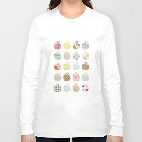 apples galore Long Sleeve T-shirt