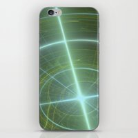 compass iPhone & iPod Skins featuring Compass by C Juarez