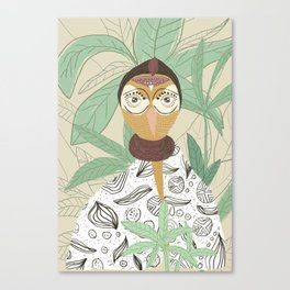 Tamar Canvas Print