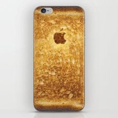 Toasted iPhone Skin