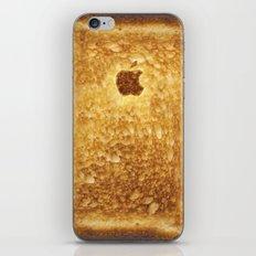 Toasted iPhone Skin