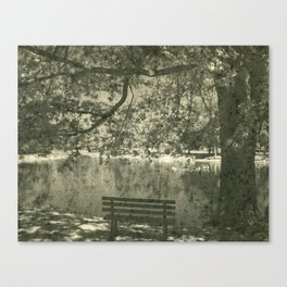 Tranquil I Canvas Print