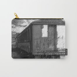 The Old Train Carry-All Pouch