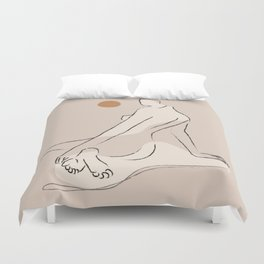 Nude 2 Duvet Cover