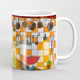 Ratatouille's Kitchen Coffee Mug