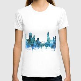 Chicago Illinois Skyline T-shirt