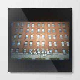 """""""Google HQ"""" : My35mmViewfinder Metal Print"""