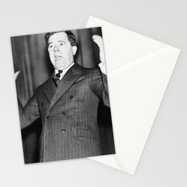 Huey P. Long - The Kingfish Stationery Cards