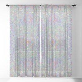 Persian Haze Sheer Curtain