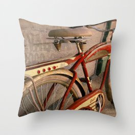Endless Adventures Throw Pillow