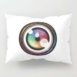 Can You See With All The Colors Of The Wheel Pillow Sham