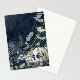 Stay out of the Forest Stationery Cards