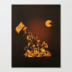 Epics Canvas Print