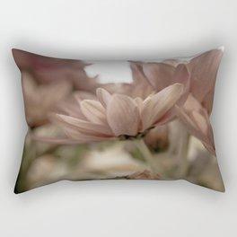 Dreamy pink flowers Rectangular Pillow