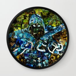 Jace, Mind Mage Wall Clock