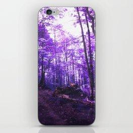 Violet Endless Album - Lonely Tinder iPhone Skin