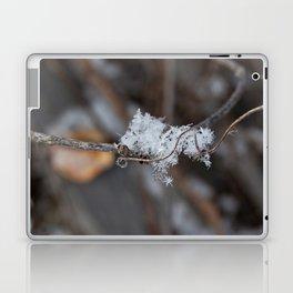 Delicate Snowflake Laptop & iPad Skin