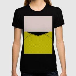 James T Kirk - Minimalist Star Trek 2009 AOS - Into Darkness -  James Jim - Trektangle - Trektangles T-shirt