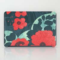 ruby iPad Cases featuring Ruby by Tracie Andrews