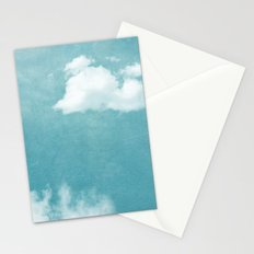 ABOVE ALL CLOUDS Stationery Cards