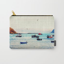 Float On - Original Photographic Work Carry-All Pouch