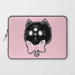 Witchy Kitten Laptop Sleeve
