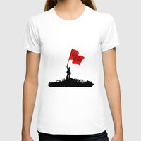 enjolras T-shirts featuring Enjolras by chardeekellys