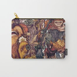 seam imaginations No.2 Carry-All Pouch
