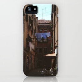 Calle Marcello iPhone Case
