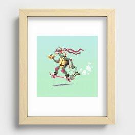 Donatello Recessed Framed Print