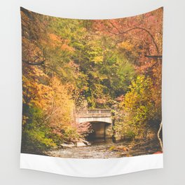 IN AUTUMN Wall Tapestry