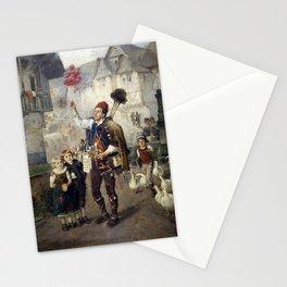 Fritz Beinke The Toymaker of Nuremberg Stationery Cards