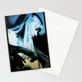 Joni Mitchell Watercolor Stationery Cards