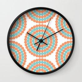 Pattern 016 Wall Clock