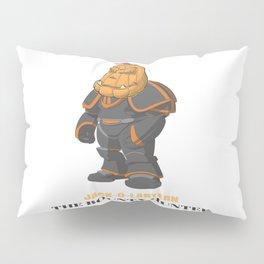 JACK-O-LANTERN The Bounty Hunter Pillow Sham