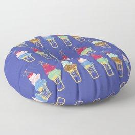 2 scoops Floor Pillow