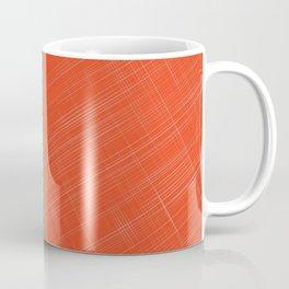 Retro Bicolore Pattern Coffee Mug