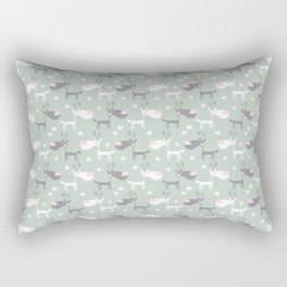Dear deers Rectangular Pillow