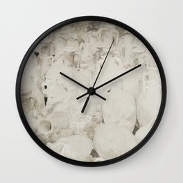 Jugs Wall Clock