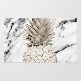 Marble Pineapple Rug