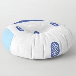 Santorini #02 Floor Pillow