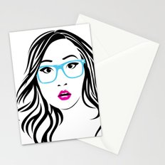 Huh? version 2 Stationery Cards