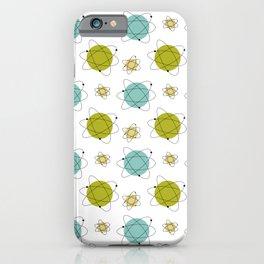 Atomic Mid Century Pattern iPhone Case