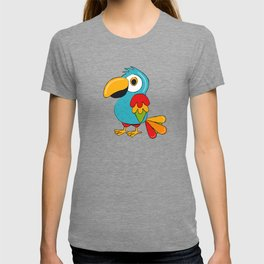 Colorful Macaws T-shirt