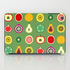 Banca de Frutas iPad Case
